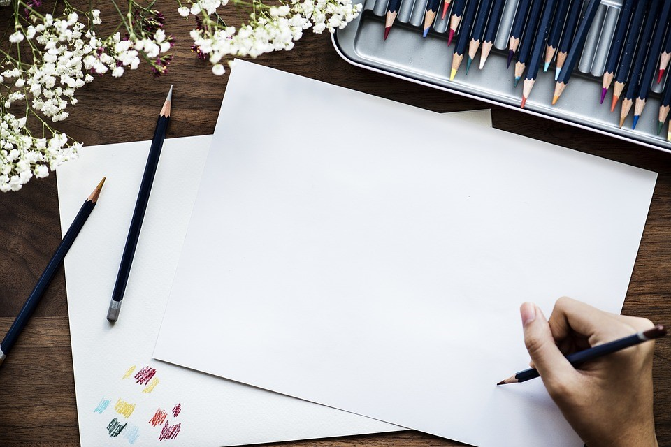 How To Write A Letter Using Personalised Correspondence Cards