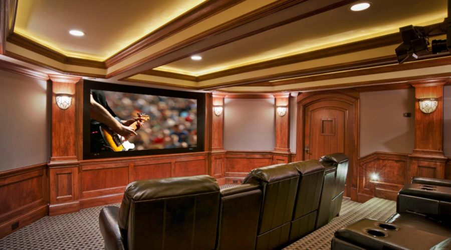 4 Tips for Converting Your Basement into a Home Theatre