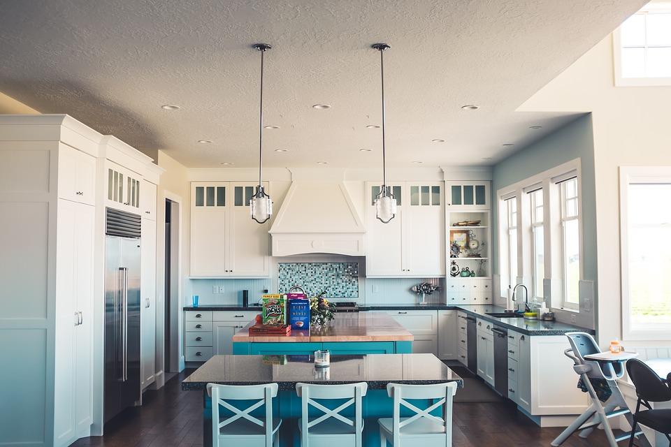 Cocina, Diseño De Interiores, Habitación, Comedor
