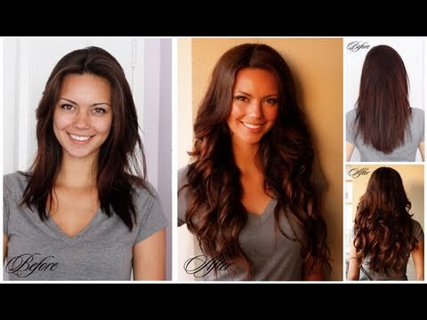 Image result for hair weaves before and after