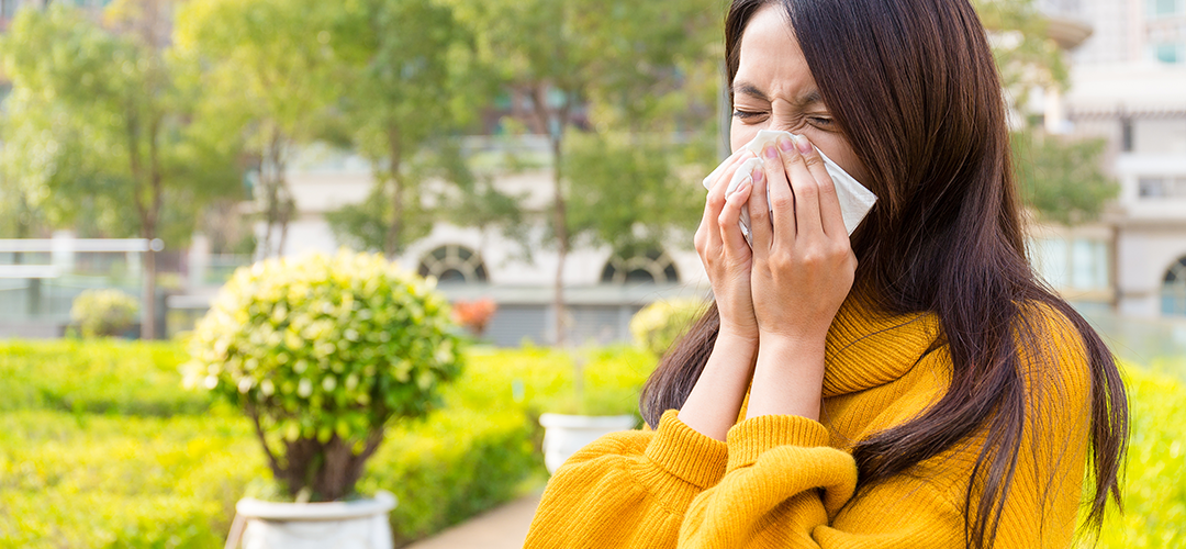 3 Natural Ways To Ease Your Seasonal Allergies