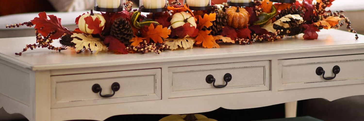 Adding Some Fall Touches to Your Home Décor